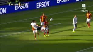 Drømmedebut for Zlatan