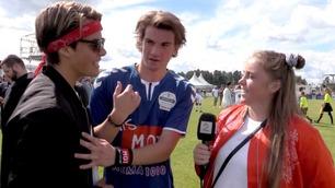 Her får TV 2-Fanny endelig sagt unnskyld til Skam-gutta for katastrofeintervjuet