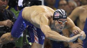 Phelps tok sitt 19. OL-gull