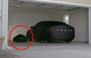 Nå har denne Teslaen kommet til Norge