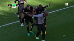 Sammendrag: Arsenal - Liverpool 3-4