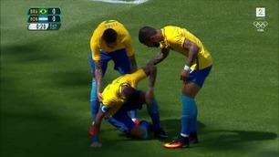 Neymar ofret alt for tidenes raskeste OL-scoring