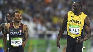 Bolt tullet med konkurrentene på 200 m