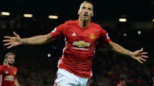 Zlatan ble kongen av Old Trafford på første forsøk