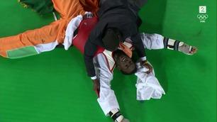 Sikret Elfenbenkystens første OL-gull i siste sekund