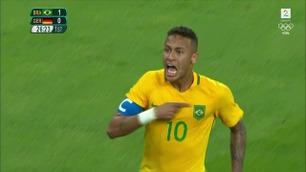 Neymar-perle ga Brasil ledelsen i OL-finalen