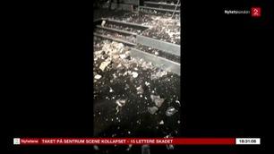 Minst 15 skadd på Sentrum scene i Oslo