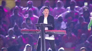 Se Kygo fremføre sin nye singel på OL-avslutningsseremonien