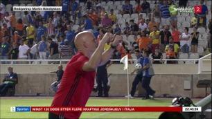 Se Sportsnyhetene: Ståles FCK til Champions League