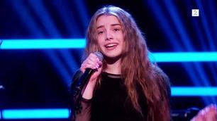 Ylva (15) imponerte The Stream-dommerne med sin mørke sangstemme: - Plutselig ble du en annen person