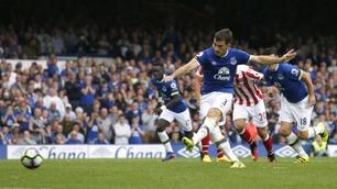 Spesiell straffe sikret Everton-seier