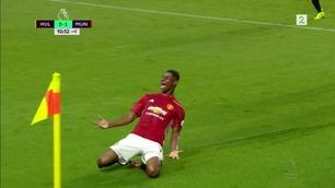 Rashford reddet United på overtid