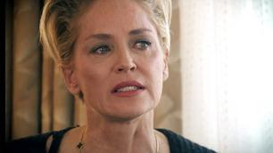Gråtende Sharon Stone til TV 2: – Jeg får ingen jobber lenger