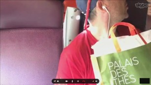 Rørt Harald fikk den perfekte overraskelsen på toget til Paris