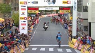 Dansk seier i Tour des Fjords