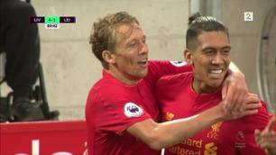 """Liverpool herjet med de regjerende mesterne på """"nye"""" Anfield"""