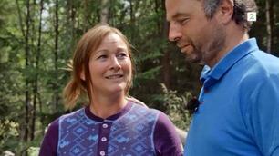 Janne forteller til Axel Tobias hvorfor hun ønsker å bli sendt hjem fra Jakten på kjærligheten