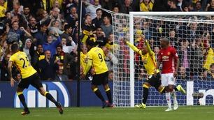Manchester United tapte sin tredje strake kamp