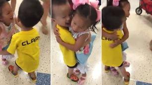 De var uadskillelige på barnehjemmet – her møtes de igjen