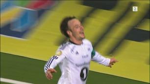 Kaptein Jensen sikret Rosenborg seriegullet