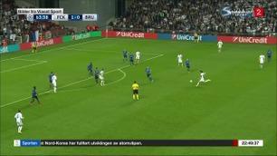 Sportsnyhetene: Drømmetreff da FCK ydmyket Brugge - Ronaldo-festen ble spolert