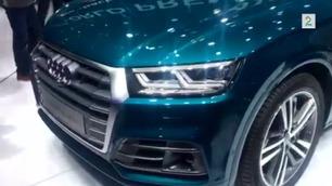 De største endringene er på innsiden: Dette er nye Audi Q5