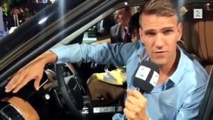 Denne er mange nordmenn spente på: Ny Land Rover Discovery debuterer i Paris