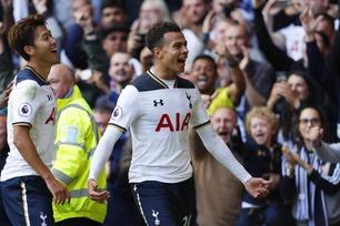 Tottenham sørget for Peps første City-tap