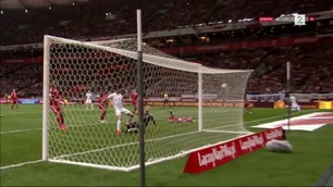 Lewandowski senket Danmark
