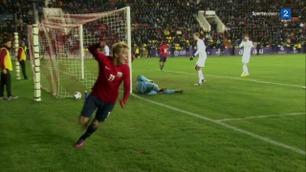 Martin Ødegaard fikset EM-playoff