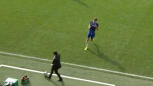 Conte fikk hele stadion til å juble med briljant teknikk