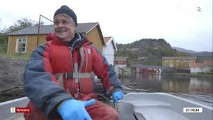 Agnar (54) er Sørlandets dårligste hummerfisker