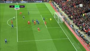Sammendrag: Liverpool - Man. United 0-0