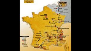 Etappe for etappe: Slik blir Tour de France-løypen
