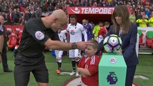 Liverpool-stjernens magi avslørte United-spiller som spøkelse