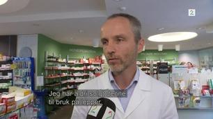 Italienske leger skjønner ikke hvorfor Johaug brukte dopkremen på leppene