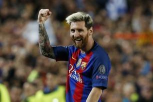 Sportsnyhetene: Messi med hat trick mot City