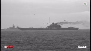 Russisk styrkedemonstrasjon til sjøs: – Sender alt de har