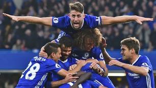 Chelsea ydmyket Manchester United totalt