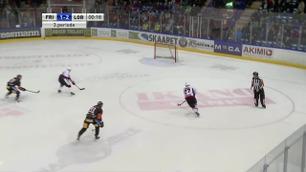Thoresen setter inn 3-1 for Lørenskog på åpen kasse
