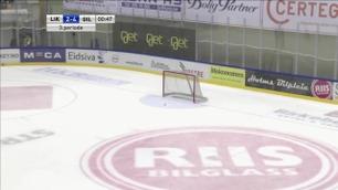 Dan Kissel setter spikeren i Lillehammer-kista