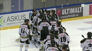 Sammendrag: Lillehammer - Stavanger 2-4