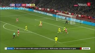 Ox fikset biffen for Arsenal