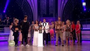 Vinneren av årets Skal vi danse er Eilev Bjerkerud