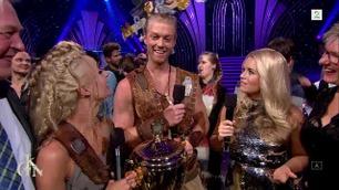 Eilev om seieren i Skal vi danse: – Jeg skjønner ikke hva som har skjedd!