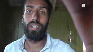 Det Farmen-Ali gjør på kjempehytta har ingen andre gjort før ham