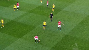 Premier Leaks: Manchester United-spiller jukset med frispark - slapp unna