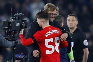 Ben (17) ble historisk for Liverpool
