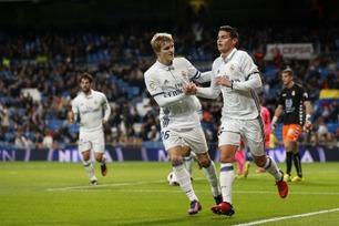 Sportsnyhetene: Ødegaard viste seg frem for Real Madrid