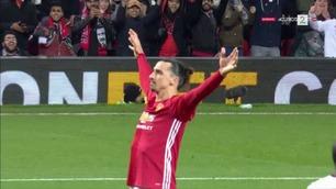 Manchester United lekte seg med West Ham